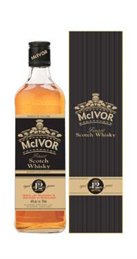 Mcivors Scotch 12 Yrs